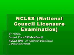 Nclex Rn Exam Ppt