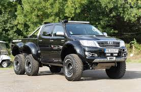 2018 toyota hilux. wonderful 2018 bulgarian tuner builds toyota hilux 66 2018 throughout  toyota vigo to hilux