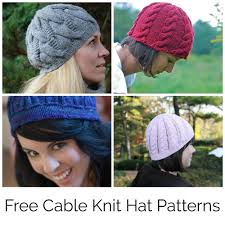 Free Knitted Hat Patterns
