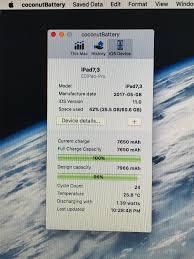 Battery Design Capacity Vs Full Charge Capacity