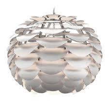 zuo tachyon chrome ceiling lamp