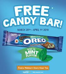 Walmart Ponca City Ok Oreo Chocolate Candy Bar In Store Demo At Walmart