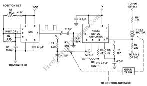 servo motor system controller ne544 circuit diagram world circuit schematic