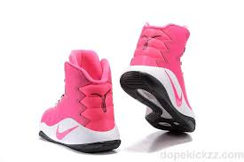 nike shoes high tops hot pink. new hot sale nike hyperdunk 2016 mens high tops basketball shoes pink white
