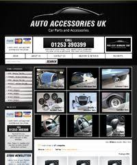 auto parts website template 10 best cost effective ebay store design for online business