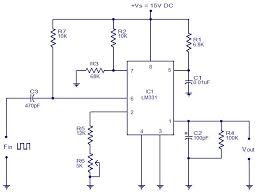 best 25 electronic circuit design ideas on pinterest electronic Electronic Circuit Diagrams electronic circuit for frequency to voltage converter convertor circuits using lm331 ic circuit diagram electronics circuit diagrams