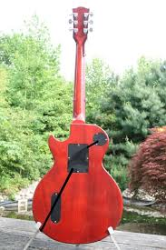 lennon style junior my les paul forum the original charlie christian pickup looked like this