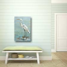 shop portfolio canvas decor georgie herons ii framed canvas wall art free shipping today overstock 10167546 on heron canvas wall art with shop portfolio canvas decor georgie herons ii framed canvas wall