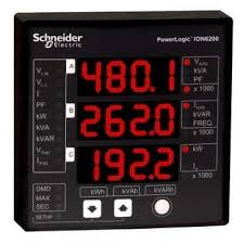 power monitoring and control schneider electric basic multi function power meters · powerlogic ion6200