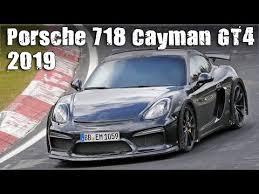 2018 porsche 718 cayman gt4. fine porsche allnew 2019 porsche 718 cayman gt4 inside 2018 porsche cayman gt4
