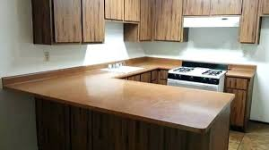 refinish kitchen countertops resurface kitchen resurface kitchen counter kitchen s resurfacing kitchen countertops with concrete