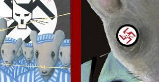 e essay comics as archives metametamaus covers of art spiegelman s maus ii and metamaus a look inside a modern classic