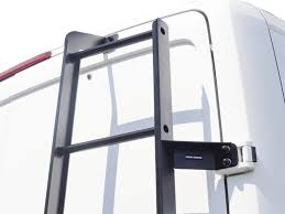 The penthouse pop top — installed adds about 345 pounds, a difference of about 315 pounds. Mercedes Sprinter Ladder By Front Runner Lams001 Tuff Trek