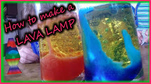 How To Make A Diy Lava Lamp Science For Kids