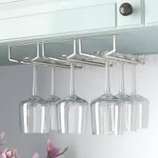 wine glass rack hanging wine glass rack wine glass hanger ikea