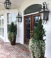 front door lighting ideas. outside entry front step lime washed brick walkway u0026 lantern lights door lighting ideas r