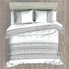 boho duvet cover queen black and white bohemian bedding sets style brief queen size duvet cover