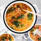 bean and barley soup mix