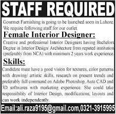 Jobs For Interior Designers Billingsblessingbags Org