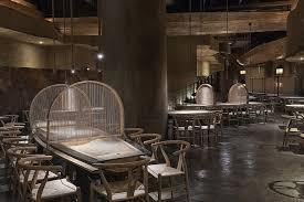 Pu Zao Restaurant By Yiduan Shanghai Interior Design Kunming China Classy Interior Design Shanghai