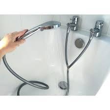 shower hose adapter bathtub