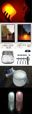 12 solar light s you can get for under 30 on that s more than enough to do your whole front yard here is the how to link blog freepeople c
