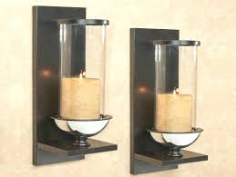candle wall sconces pottery barn fresh glass sconce plug in scon