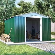 12 advantages of metal sheds worth