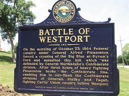 「battle of westport map」の画像検索結果