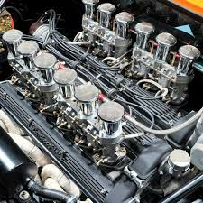 Ferrari f430 430 carbon fiber engine bay panels 5 piece kit. The Most Beautiful Engine Bays Of All Time