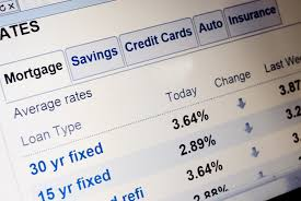 Comparing Mortgage Lenders Comparing Arms Vs Fixed Rate Mortgages