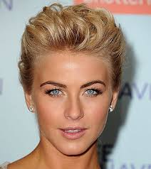 get the look julianne hough s deep brown and rose gold eye makeup stylecaster