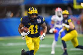 Michigan Football Scholarship Chart Best Guess 2019 Roster Springball Update