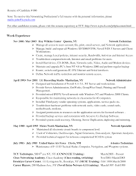 picture of computer technician resume sample large size - Network  Technician Resume Samples