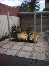 backyard clothesline design