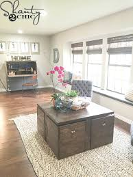 if you our second episode of open concept on you probably recognize this coffee table as the building block coffee table john and mary s son