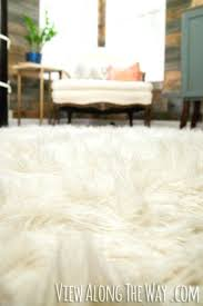 faux fur rug factory whole sheepskin with cowhide