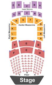 Jorgensen Center Seating Chart Storrs Mansfield