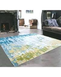 blue green rugs yellow and area hot grey turquoise with very for round turq