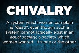 on chivalry prawn of the patriarchy