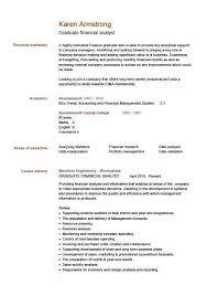 Standard Font Size For Resume Endearing Standard Cv Format Sample