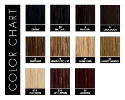 Extensions Plus Hair Color Chart Extensions For Hair Loss