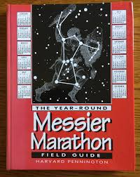 The Year Round Messier Marathon Field Guide With Complete
