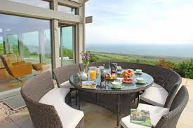 apartment patio furniture. Apartment Patio Furniture With Round Wicker Chair And Table Sets