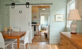 entryway office barn door. White Painted Barn Sliding Door Entryway Office .
