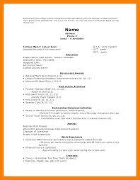 9 10 College Professor Resume Example Samples