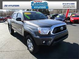 Used Toyota Tacoma for Sale in Evansville, IN | Edmunds