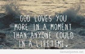 God Loves You Quotes Awesome God Loves You Quote Shared By Quotes Sayings On We Heart It