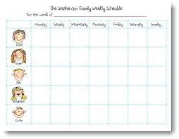 Free Printable Weekly Planner Template 2017 One Week Calendar Excel