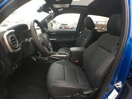 2018 toyota tacoma interior. blue[blazing blue metallic] 2018 toyota tacoma 4x4 dbl cab limited standard package gz5ant interior